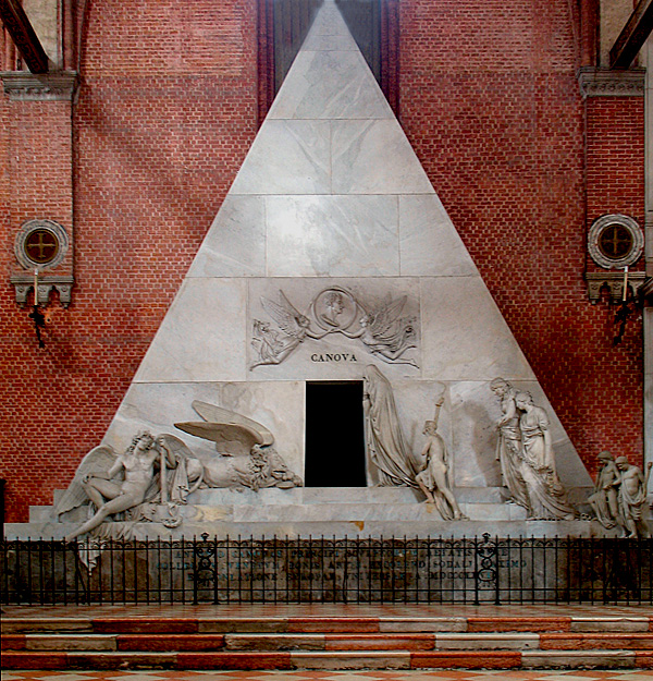 Tomb of Antonio Canova