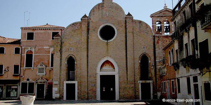 Church of San Giovanni in Bragora